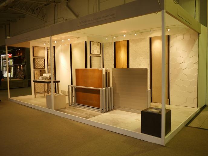 House 2016 London Olympia News Stone Amp Ceramic Warehouse