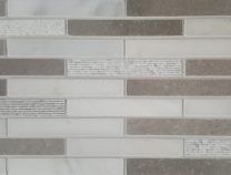 Dove Grey and New York Brickbond